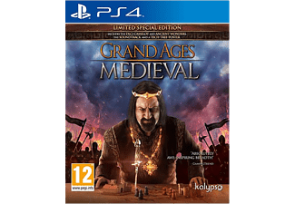 Grand Ages - Medieval PS4
