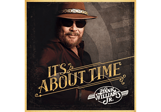Hank Jr. Williams - It's About Time - (CD)