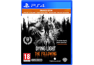 Dying Light: The Following - Enhanced Edition Action PlayStation 4