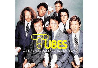 The Tubes - Live At The Palladium, New York - (CD)