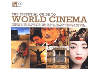 VARIOUS - World Cinema-Essential Guide - (CD)