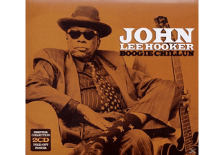 John Lee Hooker - Boogie Chillun-Essential Collection - (CD)