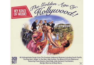 VARIOUS - The Golden Age Of Hollywood-my Kind Of Music - (CD)