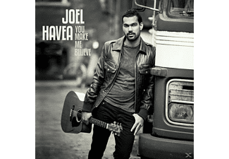 Joel Havea - You Make Me Believe - (CD)