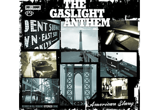 The Gaslight Anthem - American Slang - (CD + DVD)