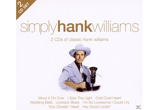 VARIOUS - Simply Hank Williams (2cd) - (CD)