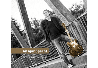 Ansgar Specht - Some Favourite Songs - (CD)