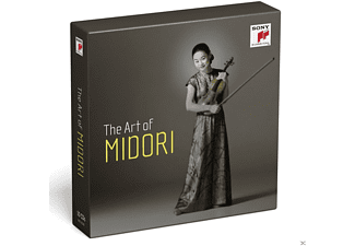 Midori, Robert Mcdonald, Israel Philharmonic Orchestra, Zubin Mehta, Claudio Abbado, New York Philharmonic Orchestra - The Art Of Midori - (CD)