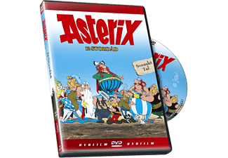 Asterix 12 stordåd Animation / Tecknat DVD