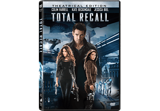 Total Recall Science Fiction DVD