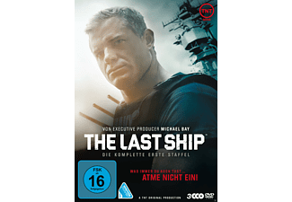 The last Ship - Staffel 1 - (DVD)