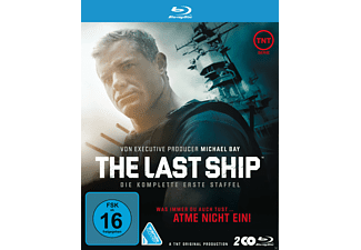 The Last Ship - Staffel 1 [Blu-ray]
