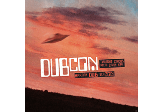 Dubcon - Martian Dub Beacon - (CD)