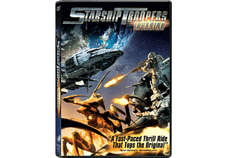 Starship Troopers: Invasion Science Fiction DVD