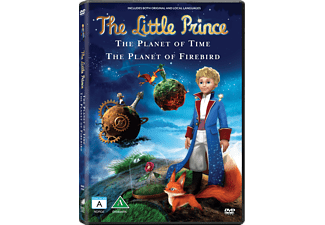 The Little Prince - Planet of Time/Planet of Firebird Animation / Tecknat DVD