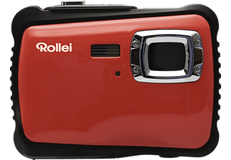 ROLLEI Sportsline 65 Digitalkamera Rot, TFT-Display