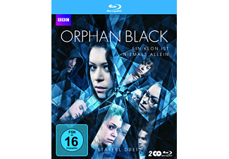 Orphan Black-Staffel 3 - (Blu-ray)