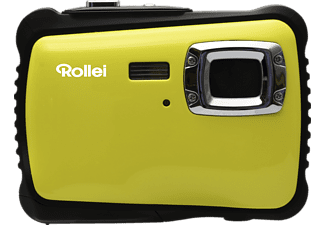 ROLLEI Sportsline 65 Digitalkamera Gelb, TFT-Display