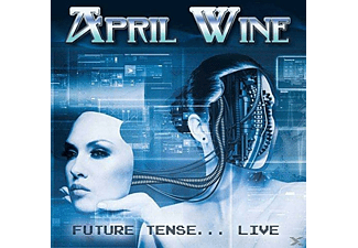April Wine - Future Tense... Live - (CD)