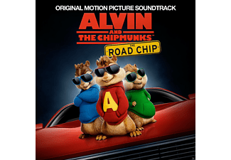 VARIOUS - Alvin And The Chipmunks: The Road Chip - (CD)