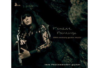 Irin Prechanvinit - Forest Paintings - (CD)
