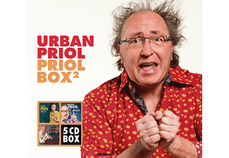 Priol Box 2 - 5 CD - Comedy/Musik/Kabarett