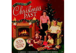 Various - Days Of Christmas Past (Lim. Metalbox Ed.) [CD]