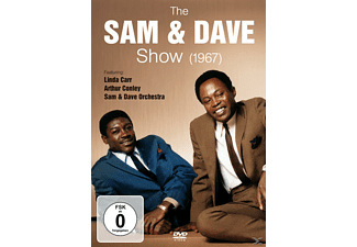 Sam & Dave - Sam And Dave Show-1967 - (DVD)