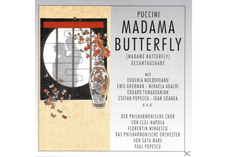 Gherman - Madame Butterfly (Ga) - (CD)