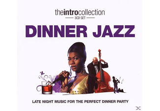 VARIOUS - Dinner Jazz - (CD)