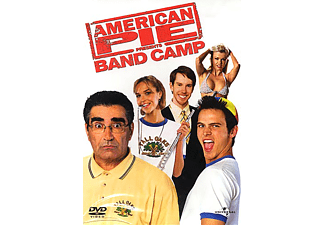 American Pie - Band Camp Komedi DVD