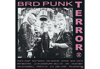 VARIOUS - Brd Punk Terror Vol.4 [CD]