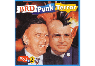 VARIOUS - Brd Punk Terror Vol.2 [CD]
