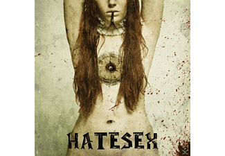 Hatesex - A Savage Cabaret, She Said - (CD)