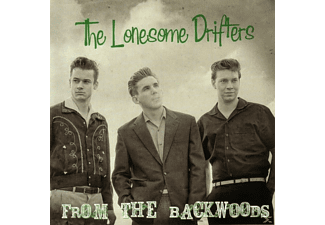 Lonsemome Drifters - From The Backwoods - (CD)