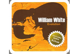 William White - Evolution - (CD)