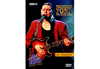 Robben Ford, The Blue Line - The Blues Line - In Concert [DVD]