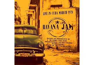 Various - Havana Jam-Live In Cuba March 1979 - (CD)