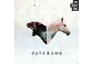 Cayetano - The Right Time - (CD)
