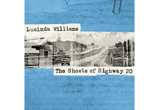 Lucinda Williams - The Ghosts Of Highway 20 [CD]