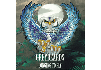 Greybeards - Longing To Fly - (CD)