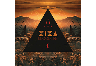 Xixa - Bloodline - (CD)