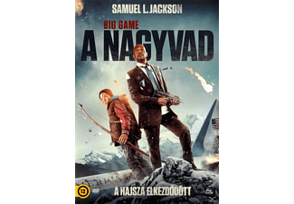 Big Game - A nagyvad (DVD)