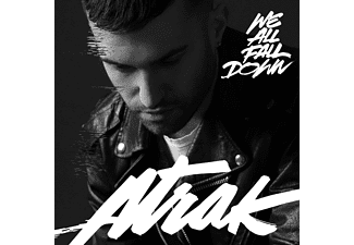 A-trak - We All Fall Down - (Vinyl)