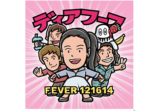 Deerhoof - Fever 121614 - (CD)