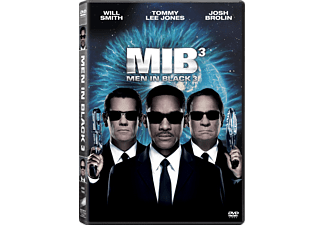 Men in Black 3 Action DVD
