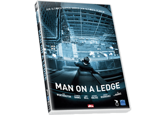 Man on a Ledge Thriller DVD