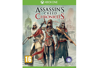 ASSASSIN'S CREED CHRONICLES PACK Xbox One