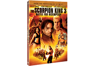 The Scorpion King 3 - Battle for Redemption Action DVD