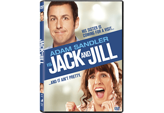 Jack and Jill Komedi DVD